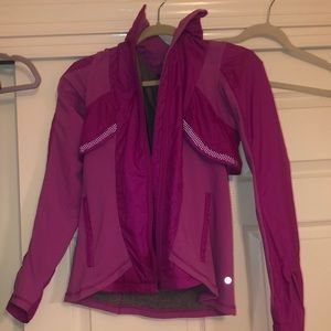 LULULEMON RUNNING JACKET! Discontinued